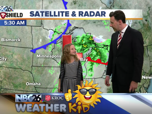 Meet Marley, our NBC26 Weather Kid of the Week