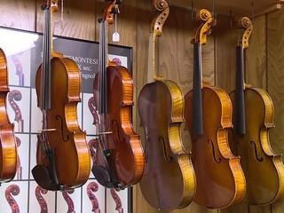 Small Towns: Rogeri Violin Shop