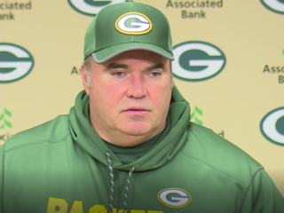 McCarthy on Rodgers: 'Really good progress'