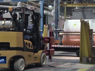 Future of Wisconsin's paper industry in limbo