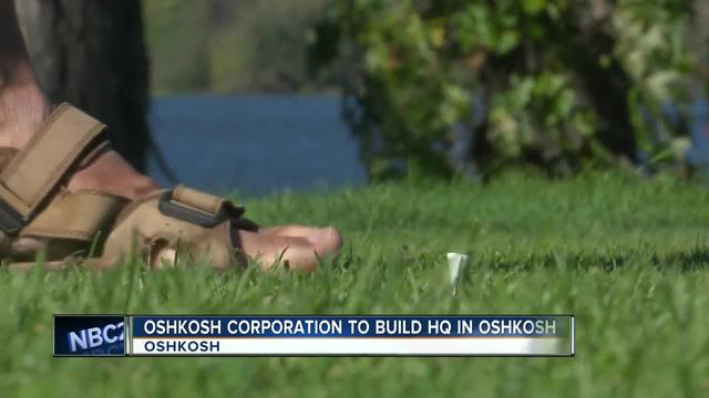 Oshkosh Corporation (OSK) Receives Media Sentiment Score of 0.13