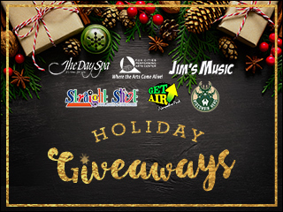 Holiday Giveaways Contest!