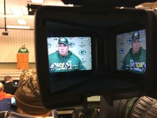 McCarthy confirms Rodgers is 'preparing to play'