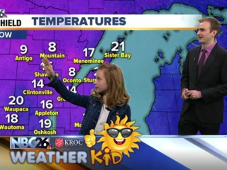 Meet Ramsey, our NBC26 Weather Kid of the Week