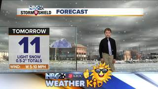 Meet Joaquin, our NBC26 Weather Kid of the Week