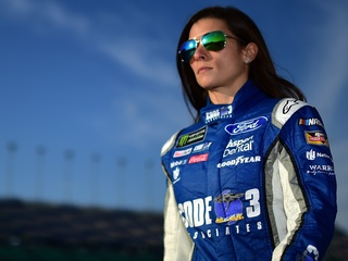 Danica Patrick confirms Rodgers relationship