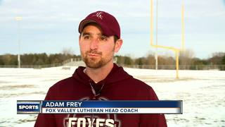 Local HS using new approach in football practice