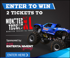 Win Tickets to Monster Trucks XL Tour 2018