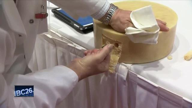Five Wisconsin cheeses qualify for finals of World Championship Cheese Contest