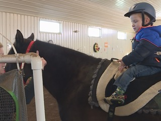 Donation drive to help Exceptional Equestrians