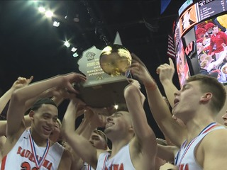 Three local teams win at state in boys hoops