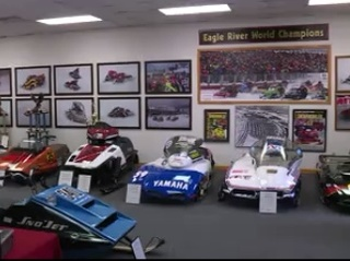 Small Towns: Snowmobile Hall of Fame Museum
