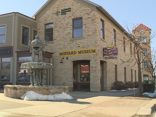 Small Towns: National Mustard Museum