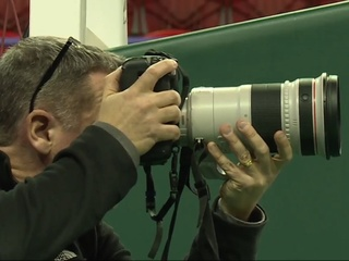 Small Towns: Olympic Photographer