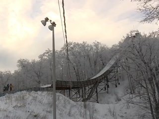 Small Towns: Negaunee's Ski Jump