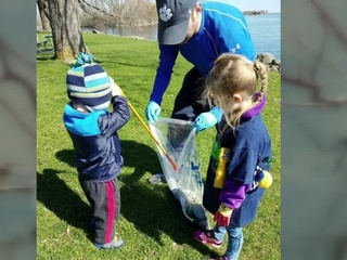 1,000 volunteers expected for river cleanup