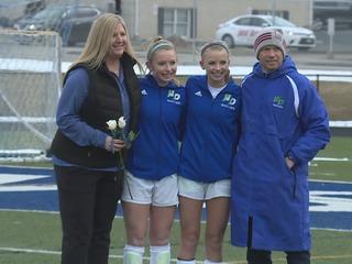 NDA soccer standout ready for senior season