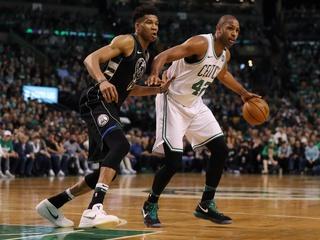 Bucks fall to Celtics 113-107 in OT thriller