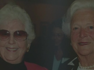 Suamico woman reflects on meeting Barbara Bush