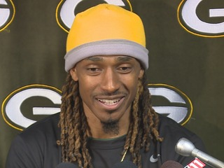 One play that changed Tramon Williams career