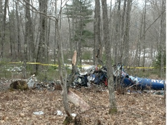 Three reported dead in Oneida County Air Ambulance crash