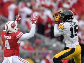Iowa coach talks Packers CB Jackson with NBC26