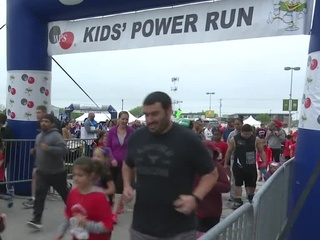 Thousands participate in 5K and kids' run