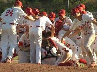 Kimberly Baseball wins Sectional Final