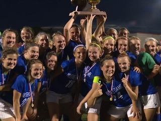 Notre Dame wins D3 girls state soccer title