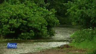 Flash flooding hits Northwest Wisconsin