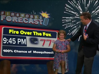 Meet Reagan, our NBC26 Weather Kid of the Week