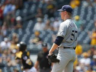 Brewers drop 4th game at Pittsburgh, 6-2