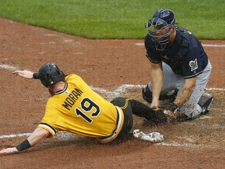 Brewers swept by Pirates in 5-game series