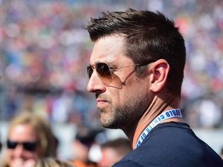 Aaron Rodgers talks contract, busy offseason