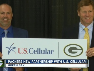 U.S. Cellular new wireless partner of Packers