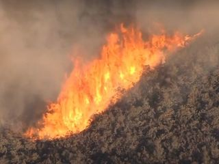 Wisconsin DNR helping fight California wildfires