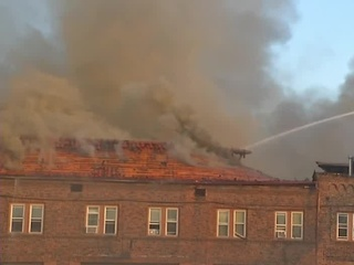 Red Cross helping people impacted by fire