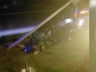 8 injured in shuttle bus crash in Sheboygan Co.