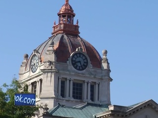 Brown County settles dispute over dome