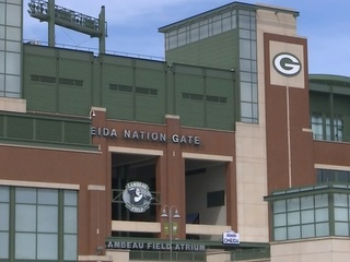 LambeauField offering photo ops for Homecoming