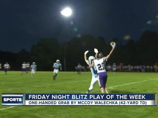Friday Night Blitz Play of the Week: Kewaunee TD