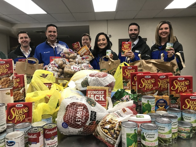 NBC26's Turkey Tuesday collects ton of food