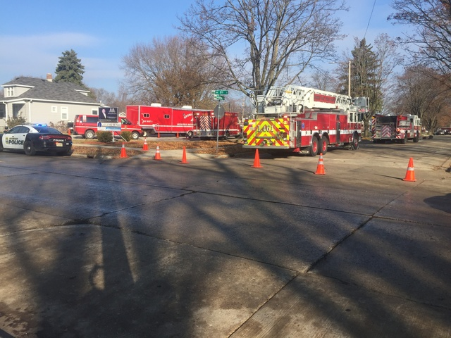Green Bay Police find chemicals in home